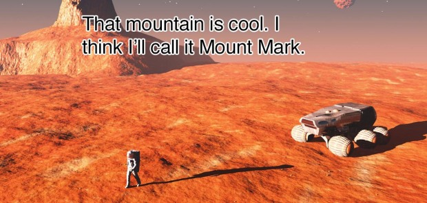 Mount Mark