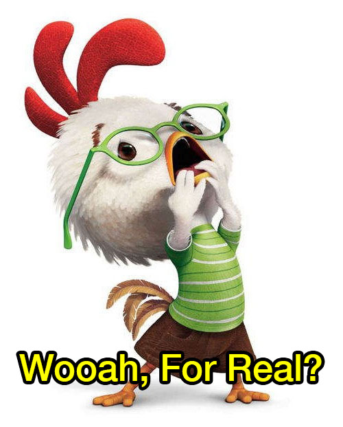 MEME - Chicken Little